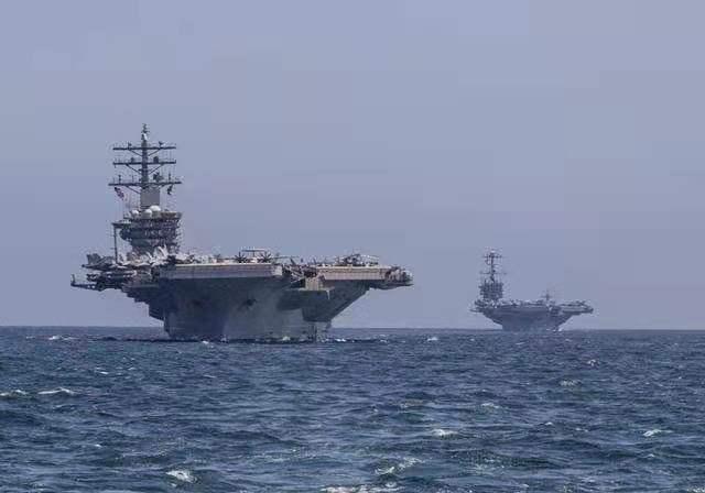 划下底线!美军机现广东沿海之际,我方宣布一个月跨度的南海军演