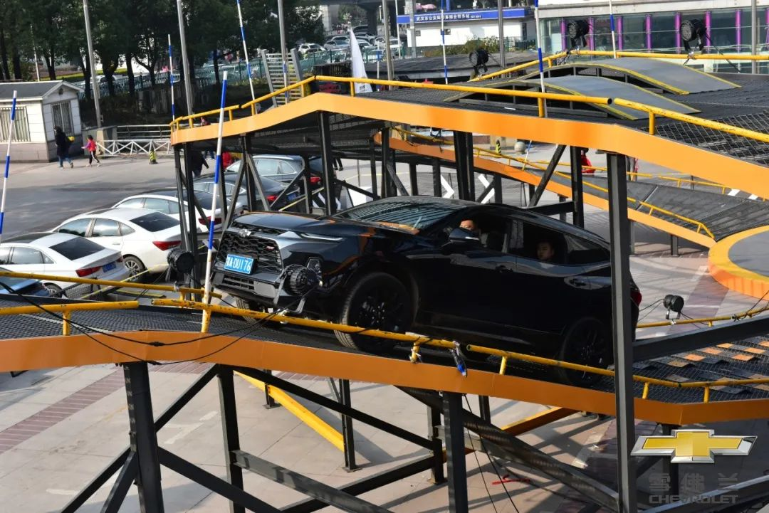 雪佛兰试驾体验之旅苏州站,本周末震感来袭