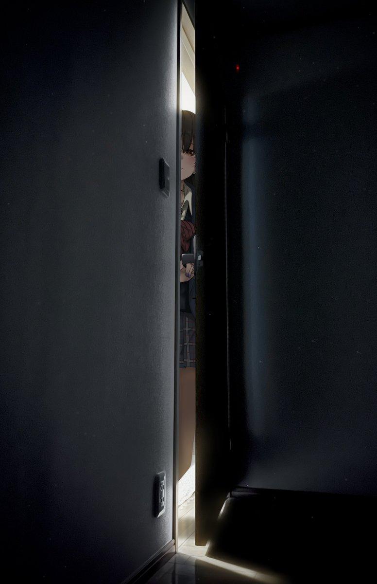畫師被JK「監禁」的經歷:前7天有些嚇人,14天以後讓人羨慕