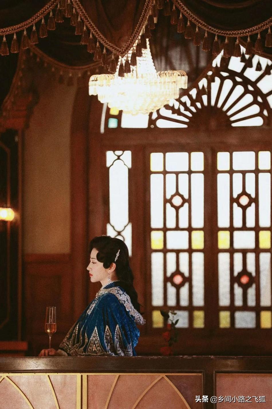 绝美!《司藤》首曝预告 景甜旗袍造型风情万种