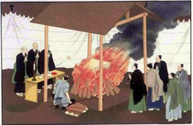 火葬、林葬、土葬——唐朝僧尼的丧葬方式为何如此多样化?