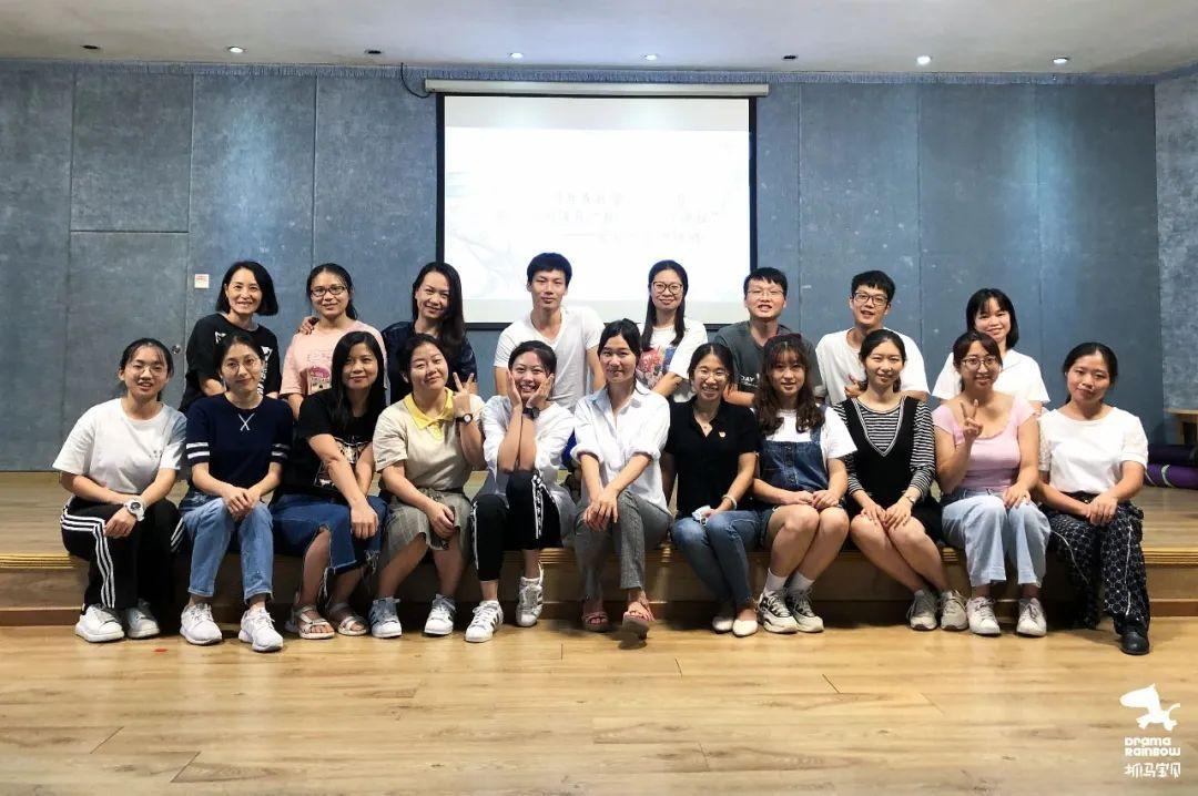 抓马宝贝.创造力课程《不是你的错》走进广州开发区第一幼儿园