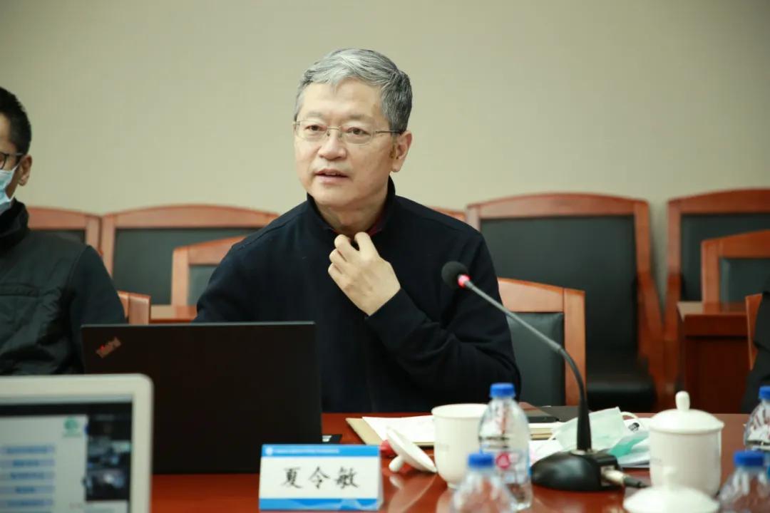 走过极不平凡的2020年,2021年继往开来,保持定力!中国纺联2020年度工作总结视频会在京召开
