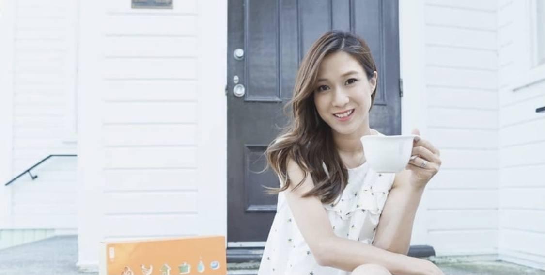 前TVB花旦钟嘉欣新剧施展哭戏演技,生活中感激粉丝支持