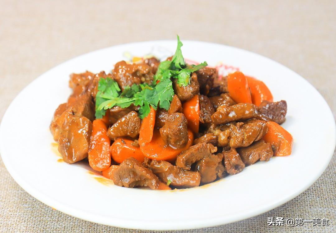 【红焖羊肉】做法步骤图 软嫩入味 汤汁浓郁