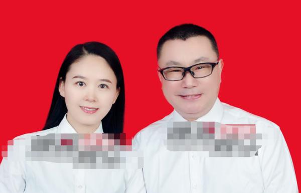 51岁尹相杰官宣结婚!女方为拍卖师颜值惊人,双方由于文华撮合