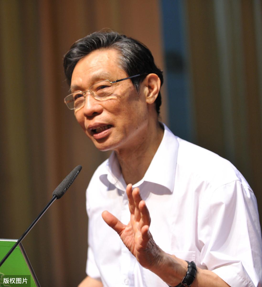 钟南山公布自己的一日三餐合理又规律怪不得84岁还那么年轻