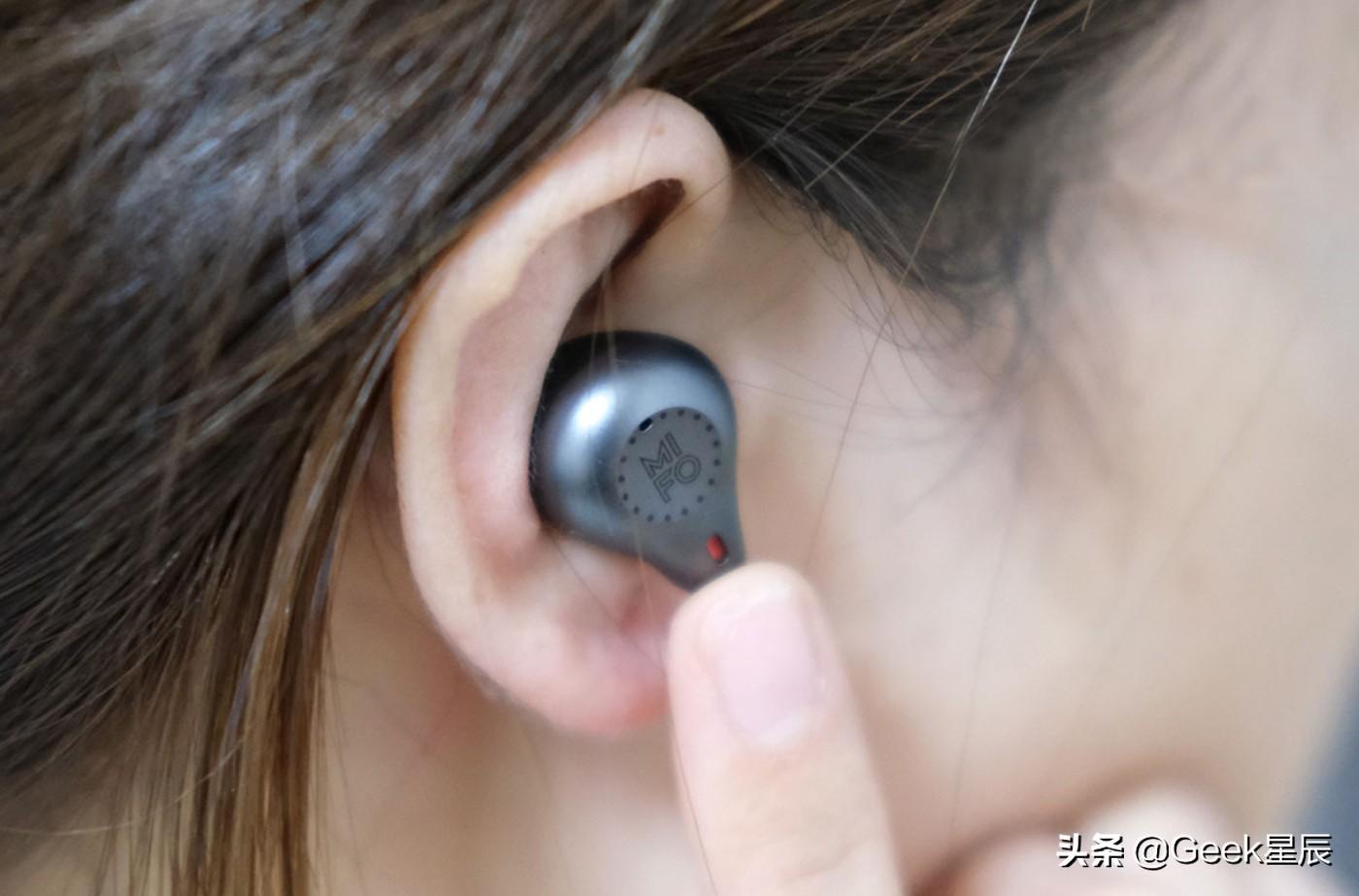 无线耳机迈入蓝牙5.2时代,全频动铁加双麦降噪是什么样的体验?