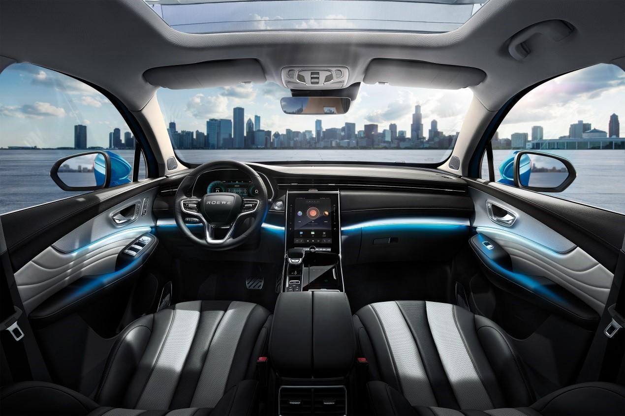 颜值和配置升级 2021款荣威RX5 MAX将在广州车展上市
