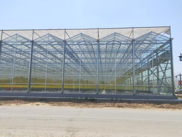 蔬菜温室大棚采暖的原理是什么?冬季如何供暖上文