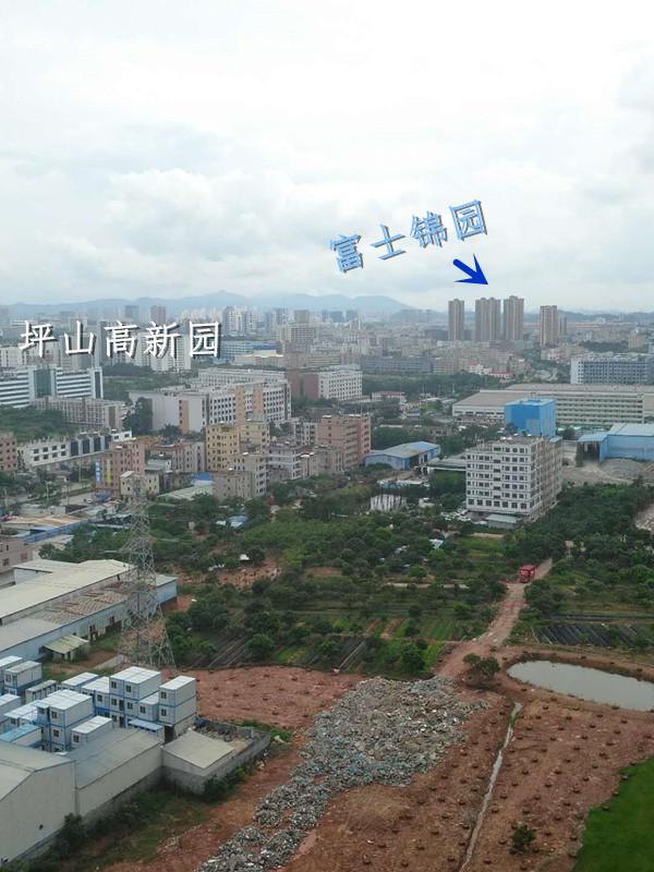 图解临深大亚湾之碧桂园深荟城