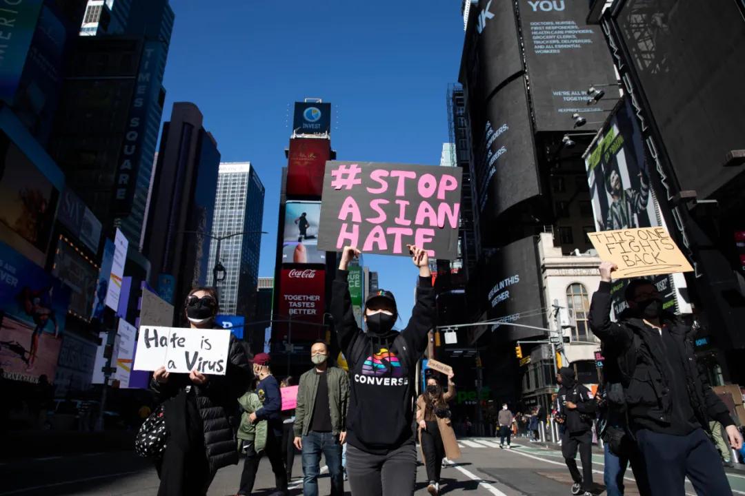 """美国""""人权灯塔""""的黑暗面:被伤害和歧视的亚裔"""