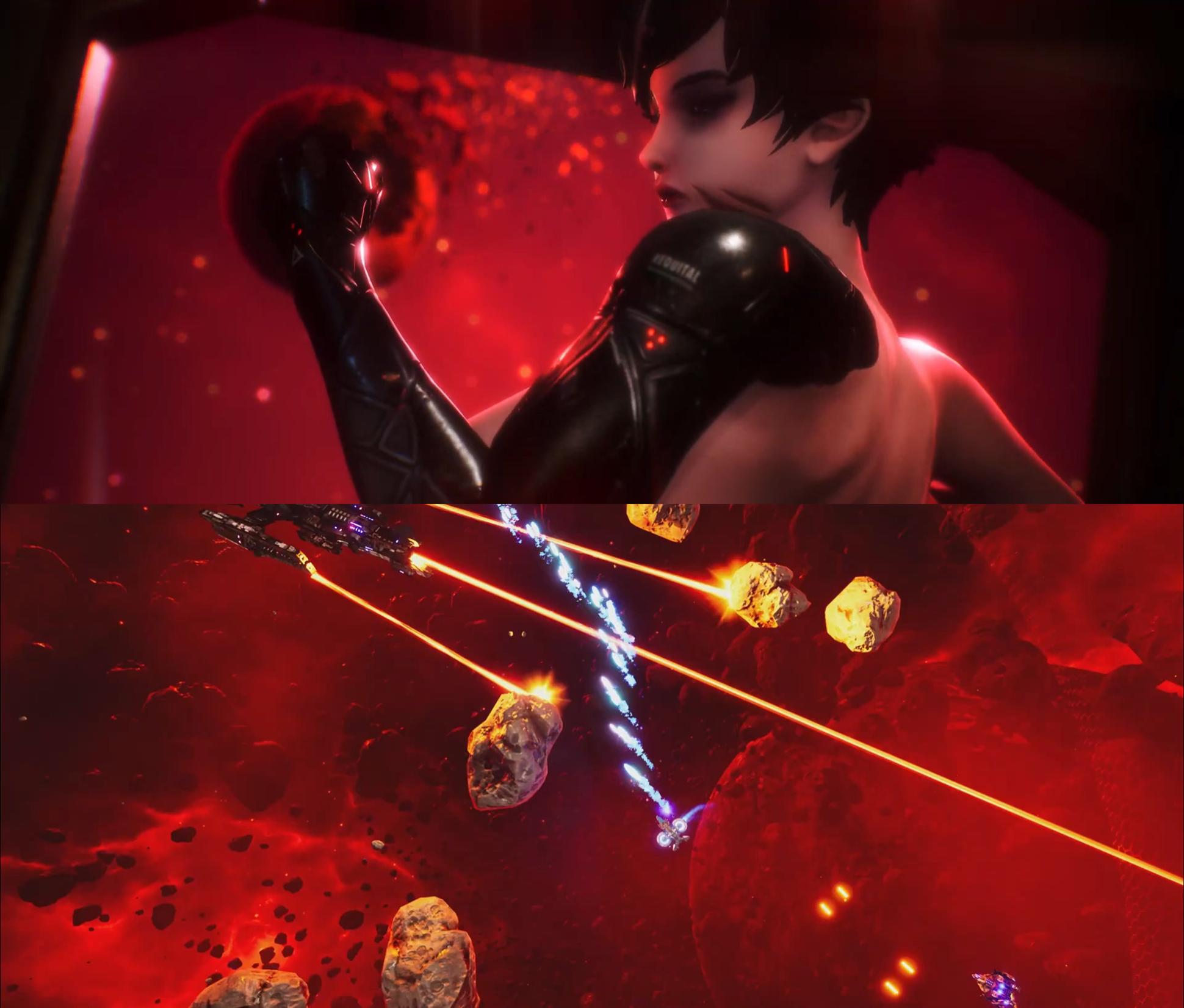 马头社《Subverse》官方预告画面放出 致敬《凯瑟琳》