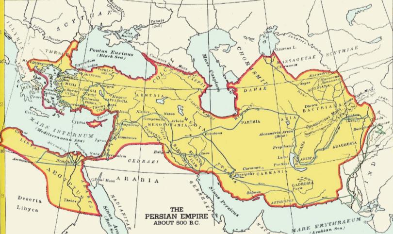 爆發於公元前492年的希波戰爭,對交戰雙方各產生了哪些影響?