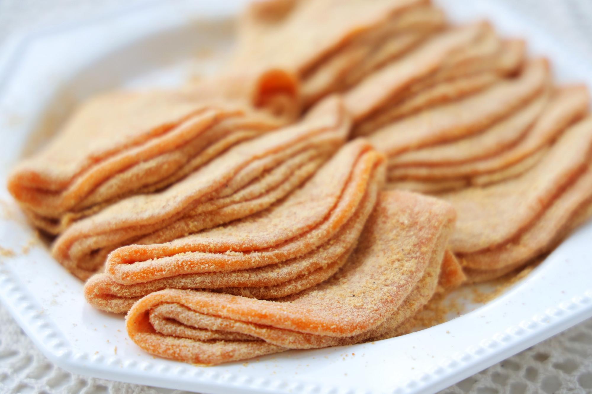 糯米粉和南瓜這樣做,既當點心又當早餐,軟糯香甜,越吃越上癮