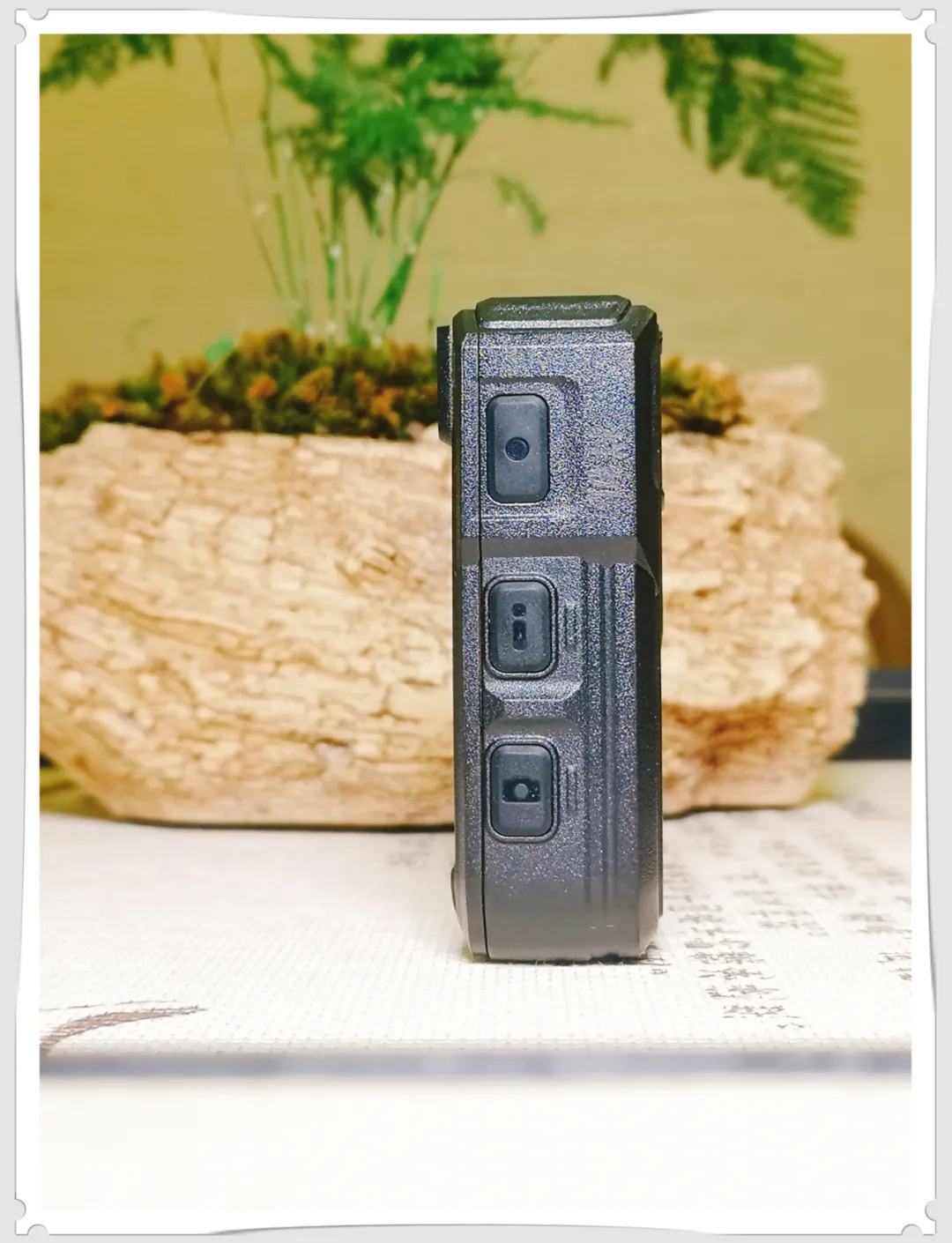 一款超强续航、超高性价比的视音频执法记录仪--鼎桥EC006开箱