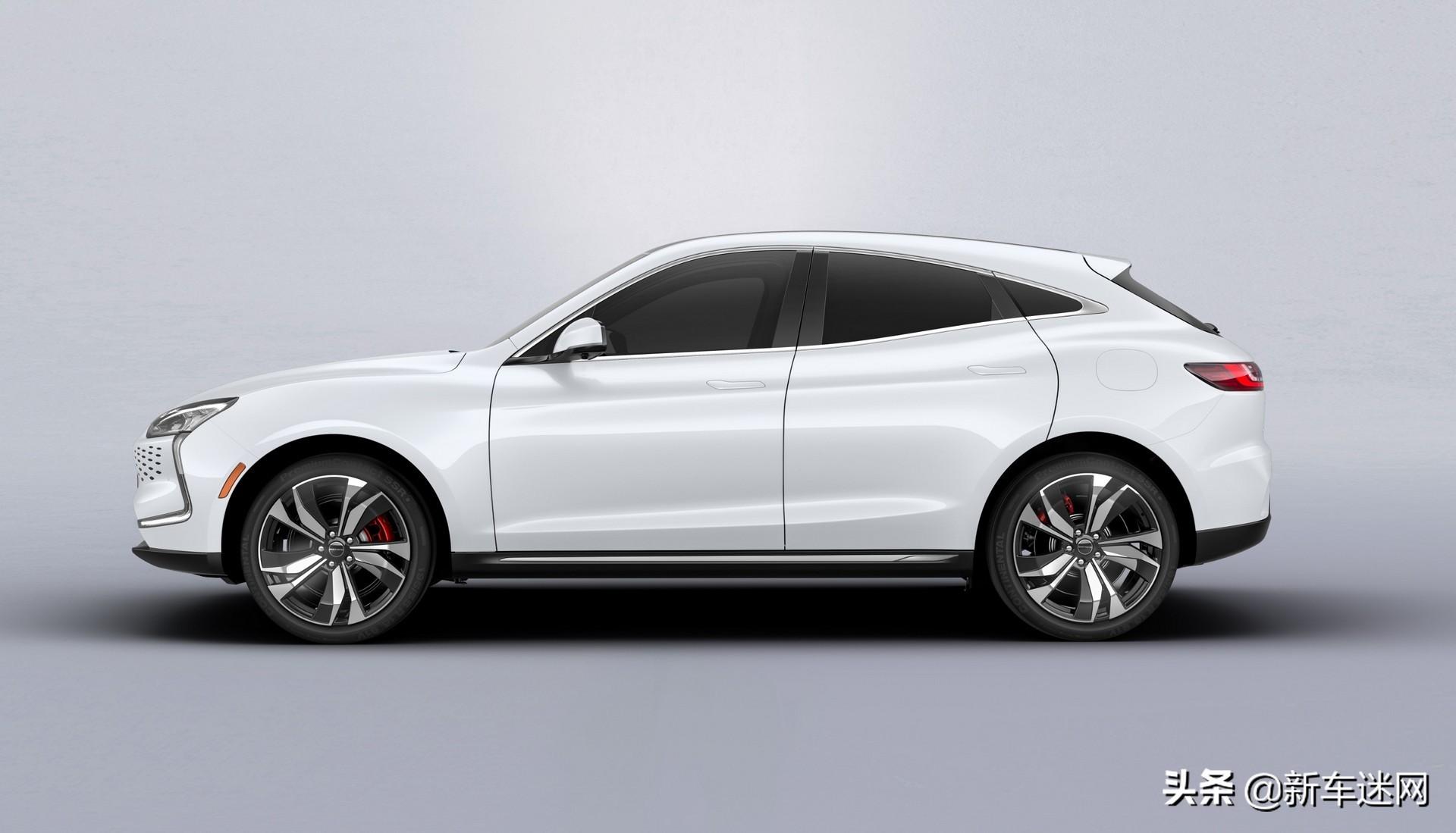 起价21.68万,续航一千公里,华为推出首款增程式汽车SF5