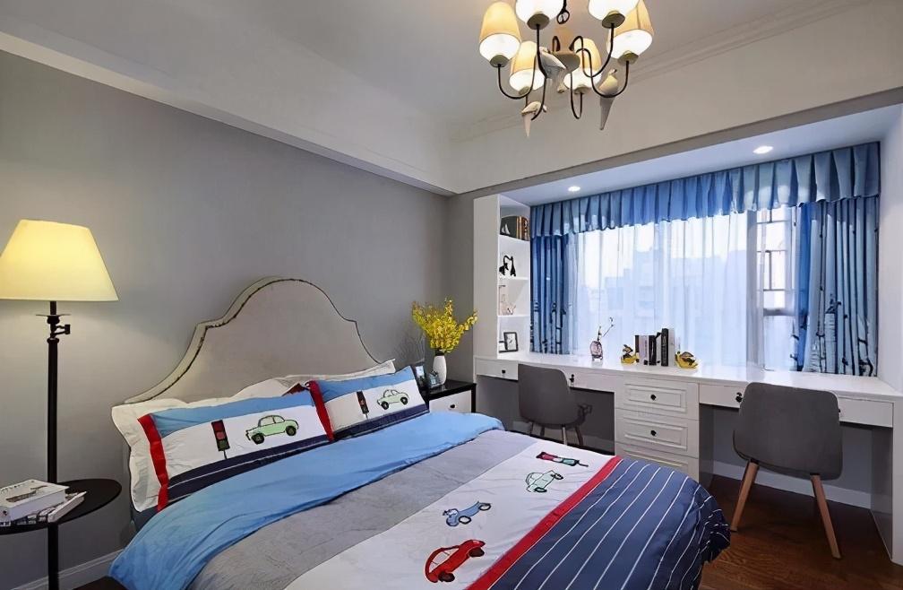 四居室全屋家具怎么设计?空间设计参考