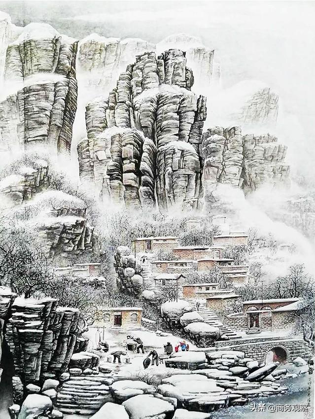 《时代复兴 沧桑百年》全国优秀艺术名家作品展——吕程远
