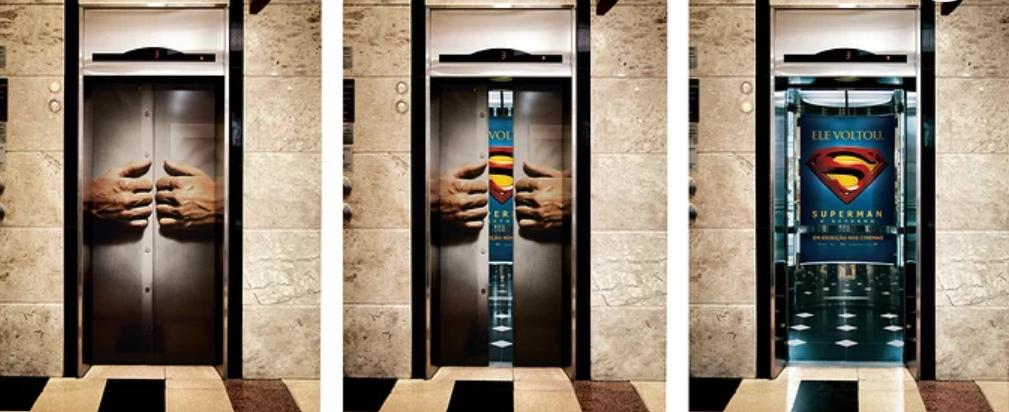 抢滩电梯广告:魔音贯耳、巨头加持