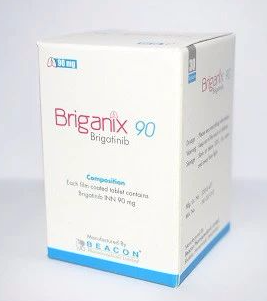 肺癌患者耐药,ALK重排和CRZ-耐药突变---布加替尼(Brigatinib)