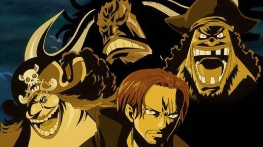 海賊王:海迷中五大吹捧,三大將實力不敵四皇,索隆戰無敵