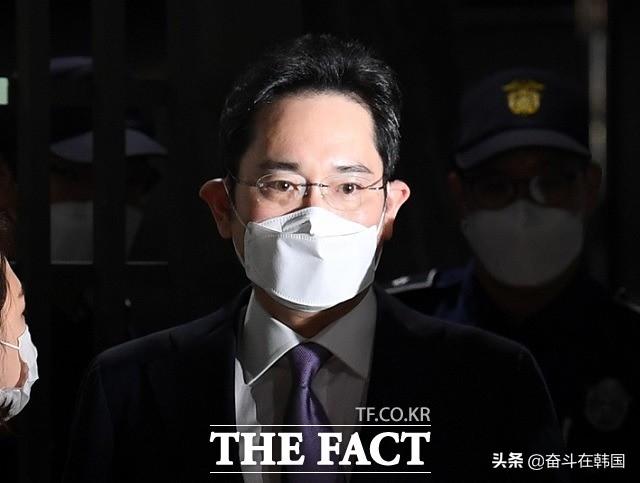 因非法继承疑惑,韩国三星电子副会长李在镕被检方不拘留起诉