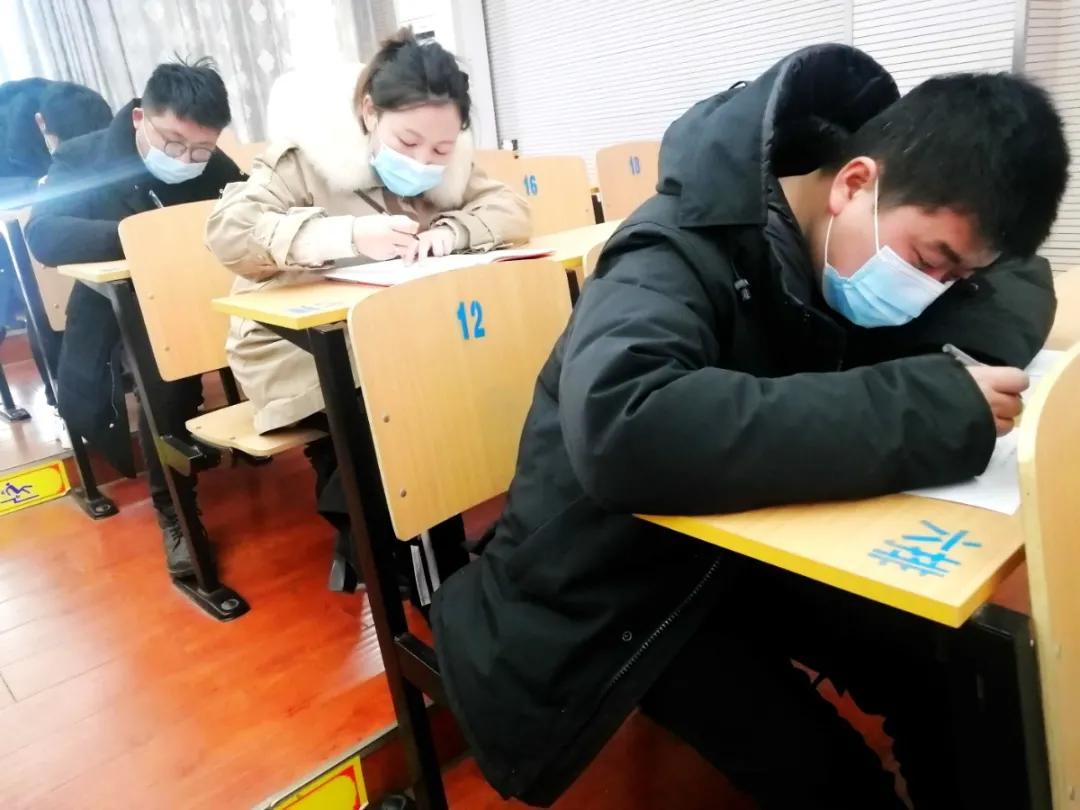 再发力!泰州医药高新区多举措打赢校外培训机构冬季疫情防控战