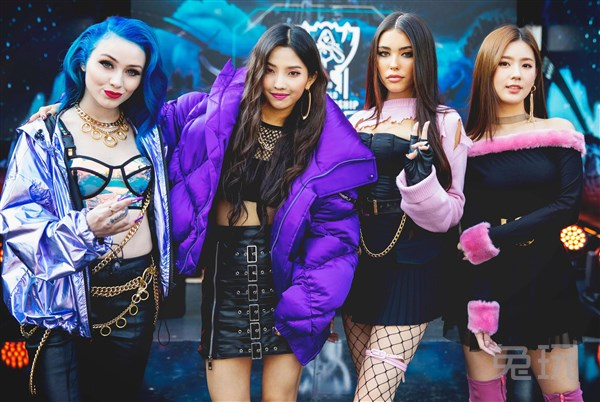 《POP/STARS》单曲播放次数破亿 网友感慨:拳头音乐公司实锤了