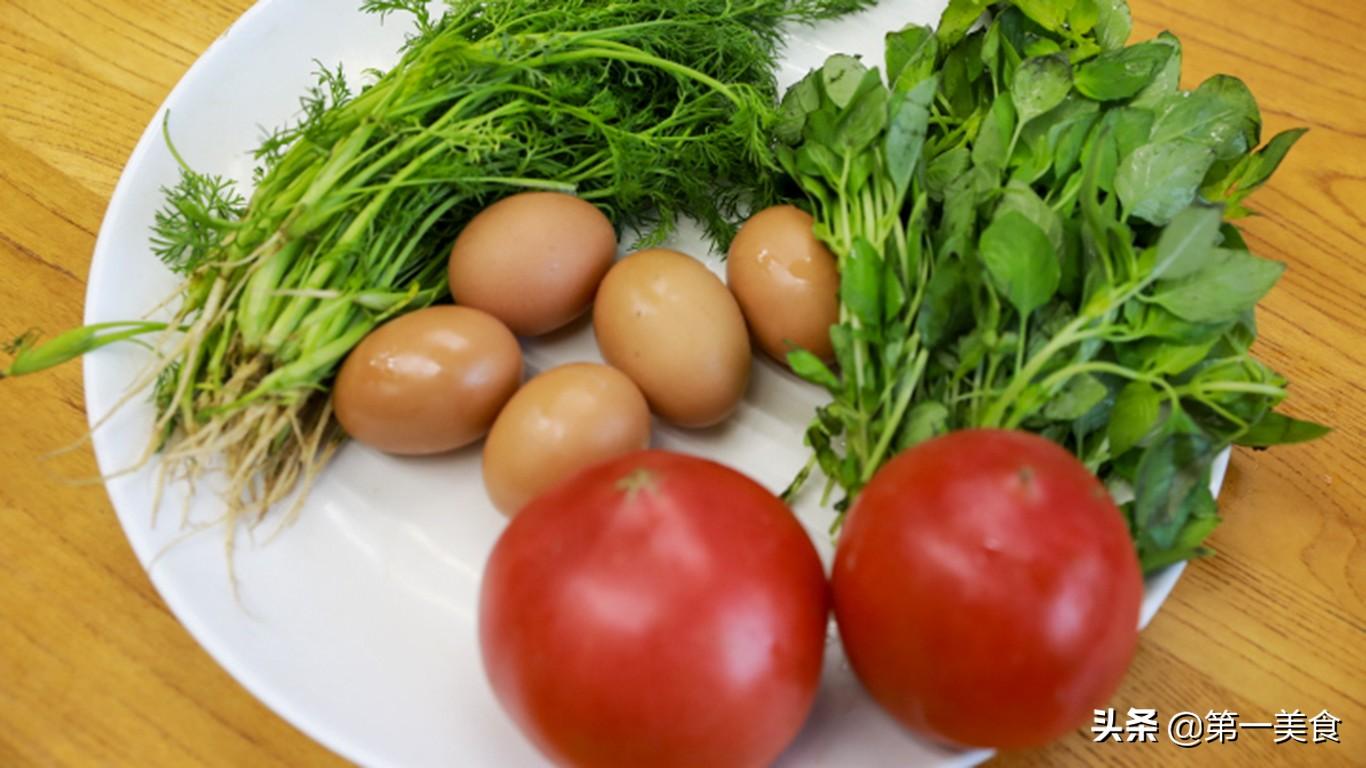 农家疙瘩汤最地道的做法,好喝又养胃 美食做法 第4张