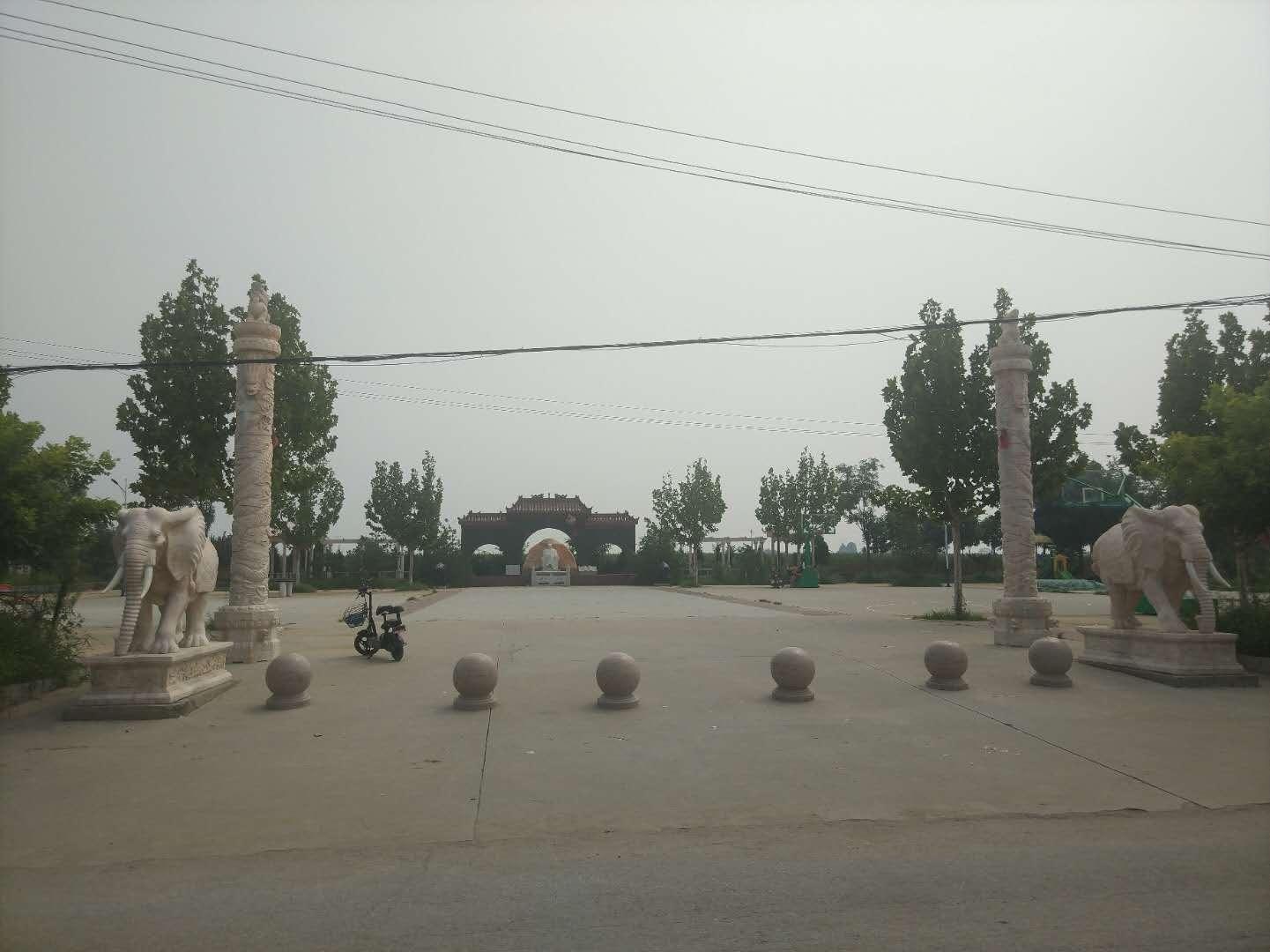 高邑县马村东方红广场,你去过吗?