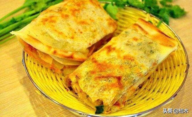 枣庄菜煎饼,色香味俱全,你吃过吗?