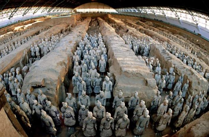 秦始皇为何葬在骊山?看完你就明白了