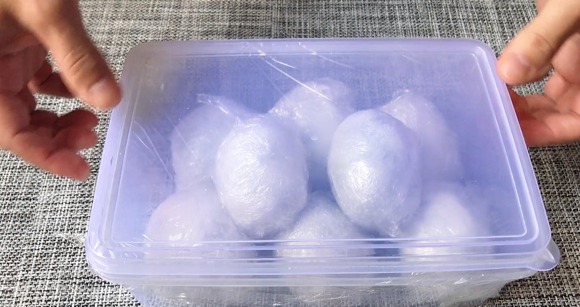 把白酒倒进鸭蛋里,真是厉害了,个个翻沙流油,吃着满嘴留香 美食做法 第16张