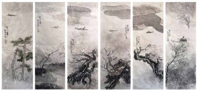 """""""大地画派""""于海印象:诠释内心世界"""
