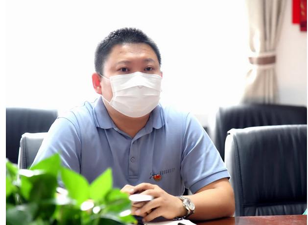 援非欢送|西青医院召开座谈会欢送两位不畏艰险的援非医生