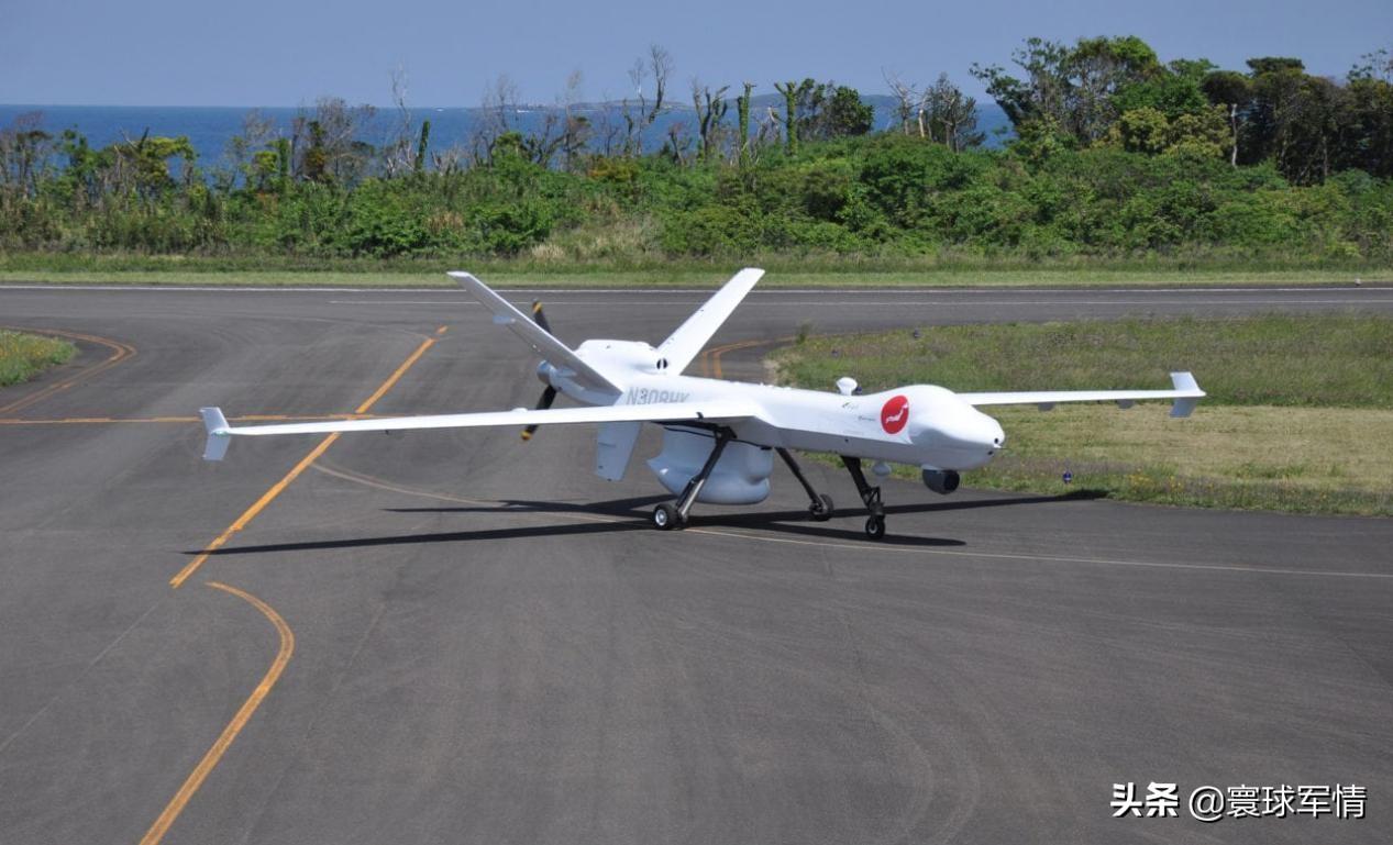民版MQ9验证实验已经展开,日本目光锁定钓鱼岛,专家:危险信号
