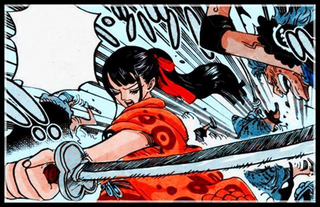 1012話情報,山治終於出現了,貓蝮蛇選擇對手,娜美要打倒烏爾緹