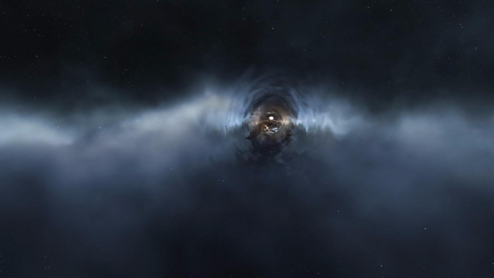 美科学家找到数学漏洞!理论证实:人类穿越虫洞时空旅行是可行的