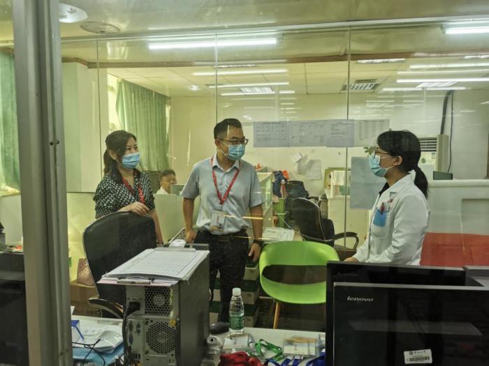 新葡的京集团3522vip2021年住院医师规范化培训结业考核理论考核顺利完成