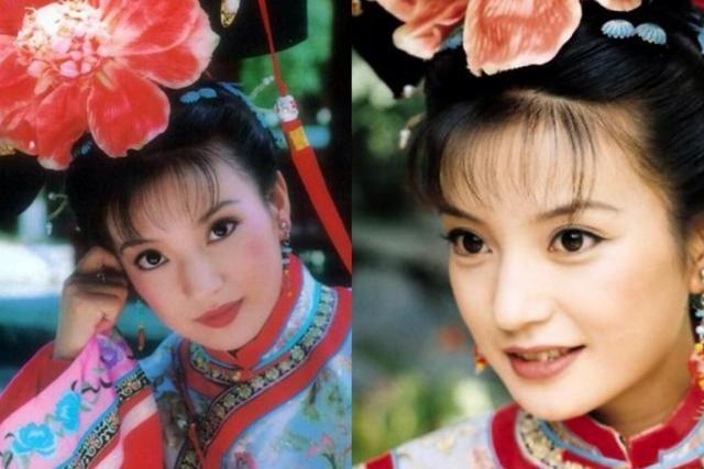 谭松韵才是小燕子最佳人选,看到定妆照,这才是惊艳了时光的格格