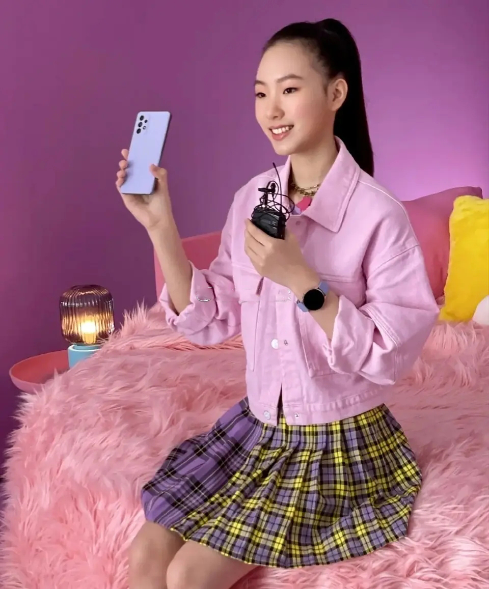 小S女兒許曦文接下國際品牌代言,網友調侃:她真是媽媽的搖錢樹