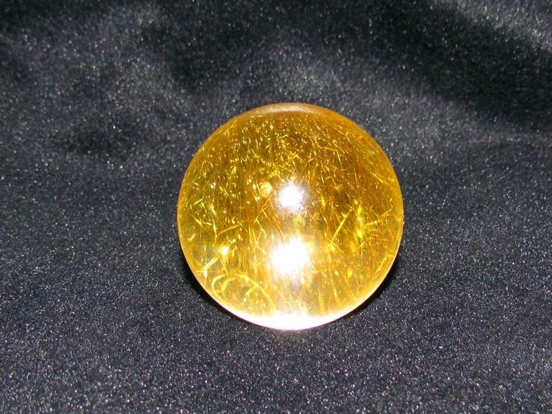水晶知识之金发晶