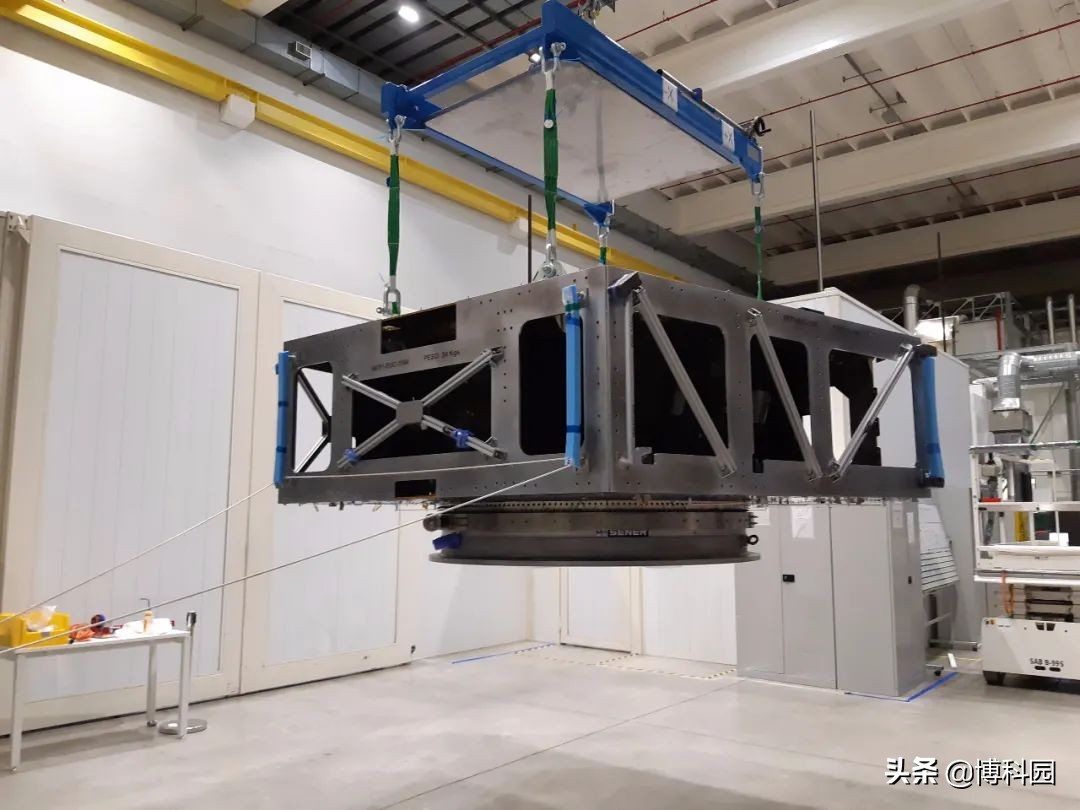 """口径达1.2米,6亿像素,陶瓷结构的""""欧几里得""""望远镜即将问世"""
