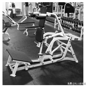 健身房中常见的器械,这些器械都是练哪些肌肉的?新手须知