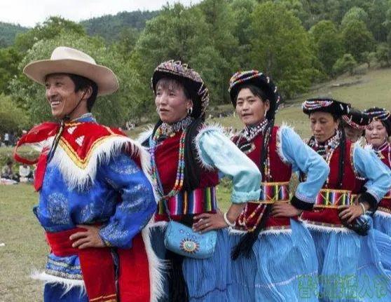 中国56个民族(三十九),普米族