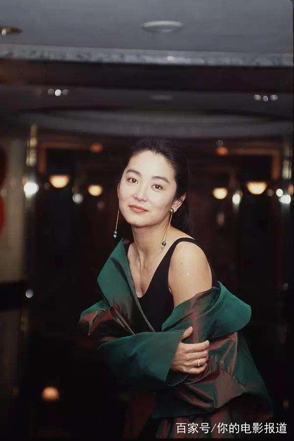 张曼玉的优雅,林青霞的清冷,朱茵的娇俏,关之琳的媚骨天成