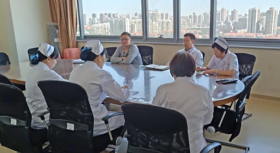 """天津市第五中心医院开展""""我为群众办实事""""党史学习教育实践活动"""
