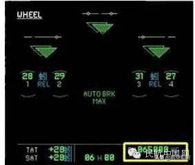 飞行时必用的电门和仪表
