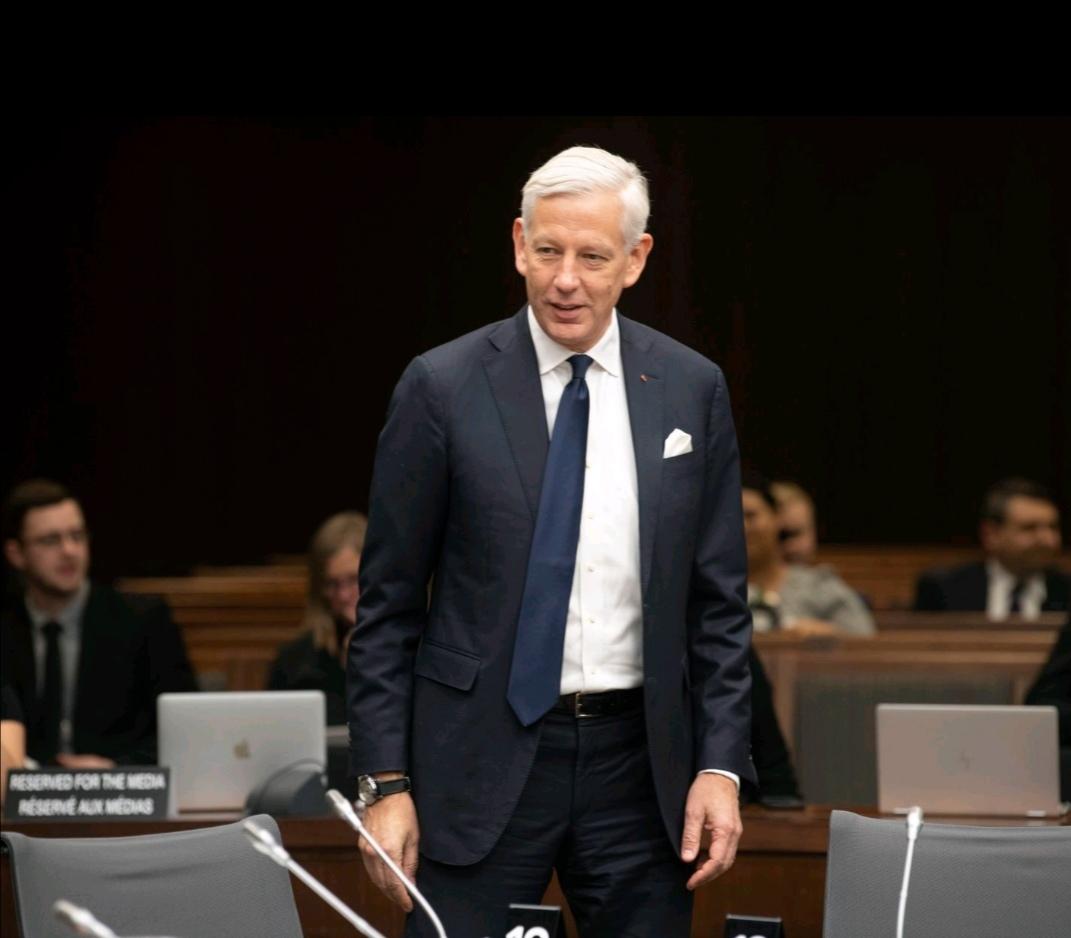加拿大驻华大使呼吁加拿大应在对华关系上更加努力